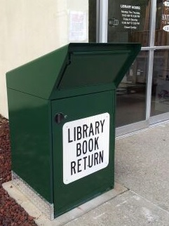 refurbed book drop