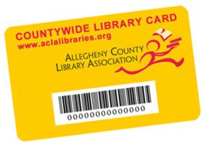 ACLA Library Card
