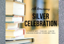 25th Anniversary Silver Celebration