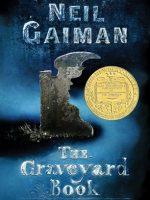 Graveyard Book Cover