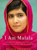 I am Malala Book Cover