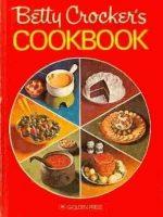 Betty Crocker's Cookbook Cover