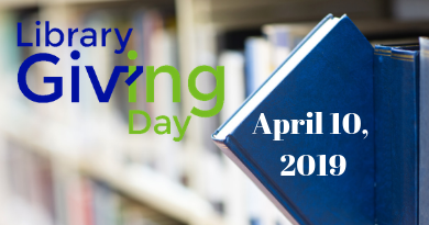 Library Giving Day Header Image
