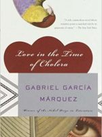 Love in the Time of Cholera Cover