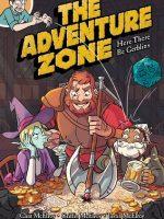 The Adventure Zone Cover