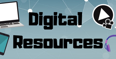 Digital Resources Post Header