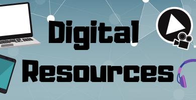 Digital Resources Post Header