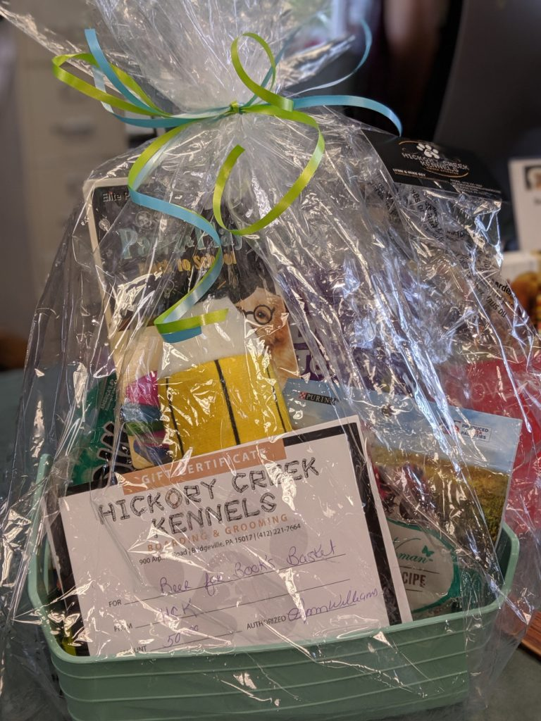$50 Gift Card to Hickory Creek Kennels, dog treats and toys - donated by Hickory Creek Kennels
