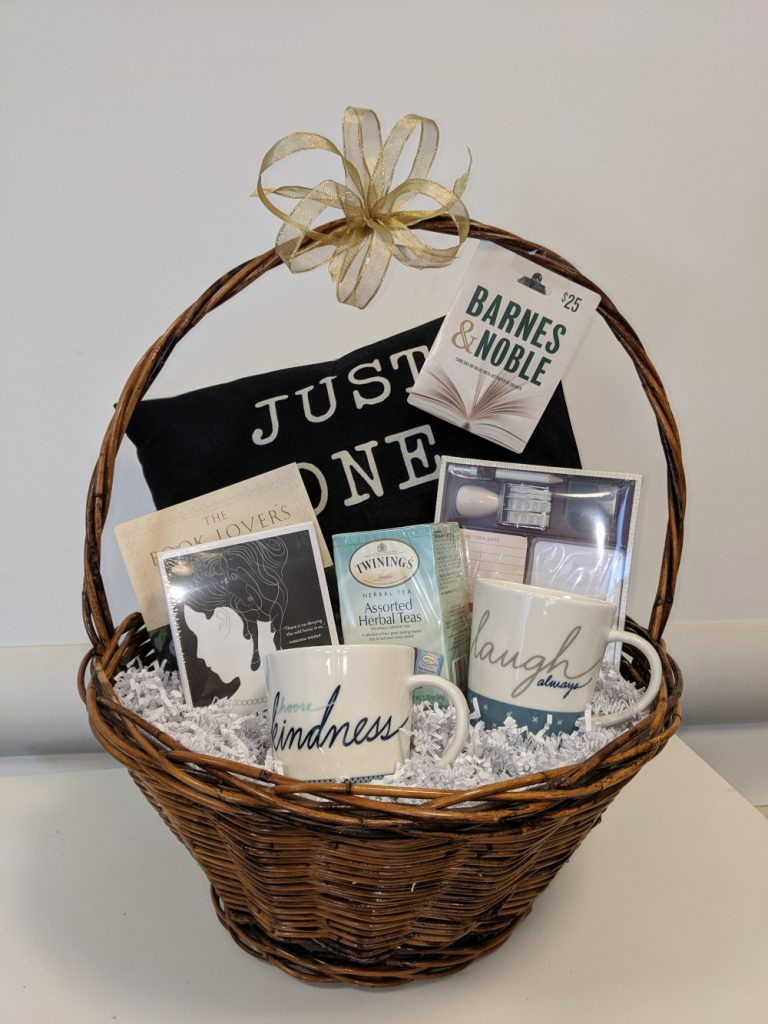 One More Chapter Basket