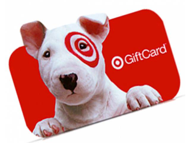 $250 Target Gift Card - Donated by Target