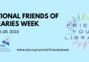 National Friends of the Library Week