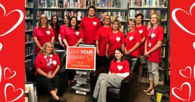 Love Your Library Staff Photo