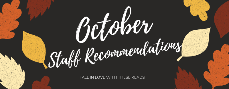 Staff Recs - Oct