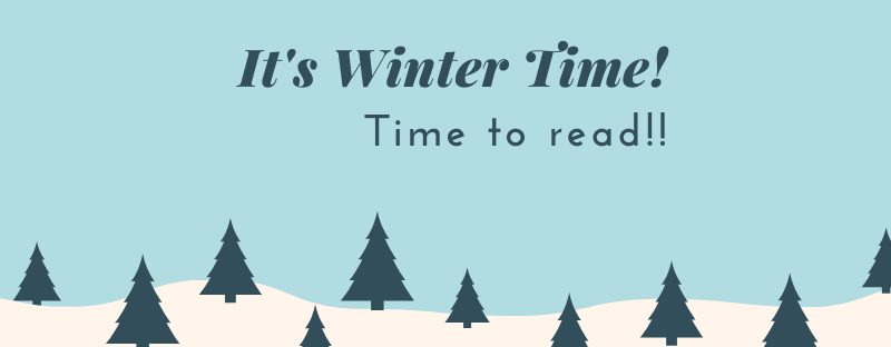 Staff Winter Recommended reads