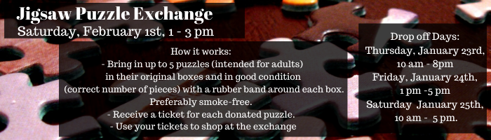 Jigsaw Puzzle Exchange Program