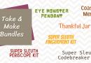 November Take & Make Bundles: Program Kits