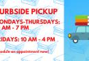 Curbside Pickup FAQs