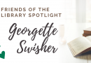 Friends of the Library Spotlight: Georgette Swisher