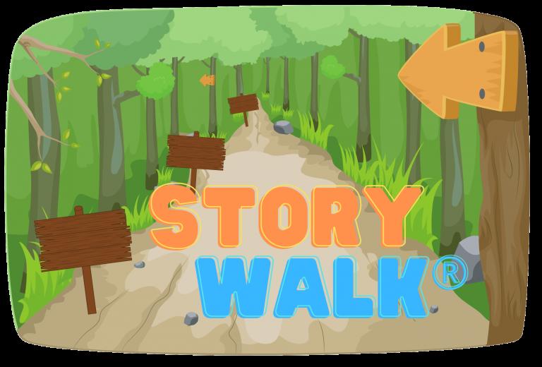 StoryWalk Transparent