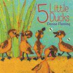 5 Little Ducks - Book Cover