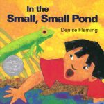 In the Small, Small Pond - Book Cover
